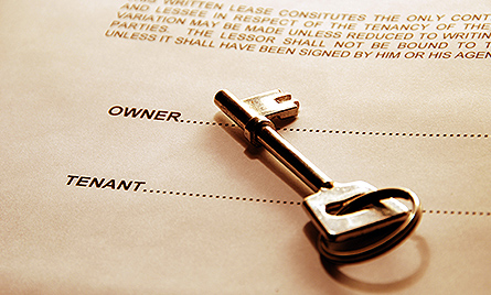 landlord tenant agreement